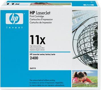 Картридж HP 11X (Q6511X) - общий вид