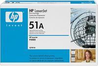 Тонер-картридж HP 51A (Q7551A)  -