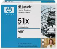 Тонер-картридж HP 51X (Q7551X) -