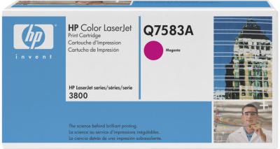 Тонер-картридж HP Q7583A - общий вид