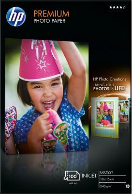 Фотобумага HP Q8032A - общий вид