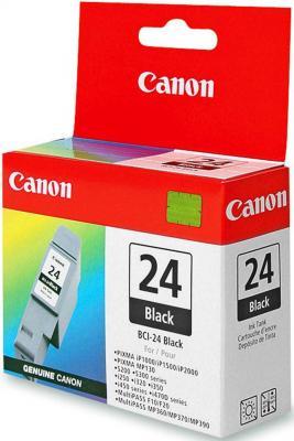 Картридж Canon BCI-24 Black (6881A002) - общий вид