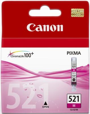 Картридж Canon CLI-521 Magenta - общий вид