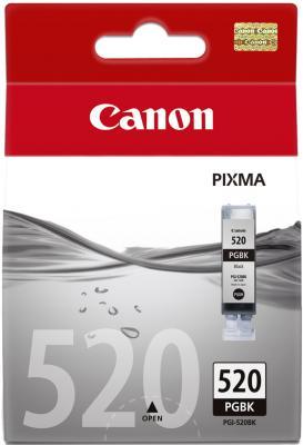 Картридж Canon PGI-520 Black - общий вид