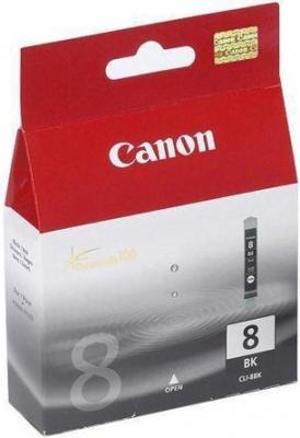 Картридж Canon CLI-8 Black - общий вид