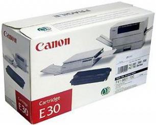 Тонер-картридж Canon E30 Blaсk - общий вид