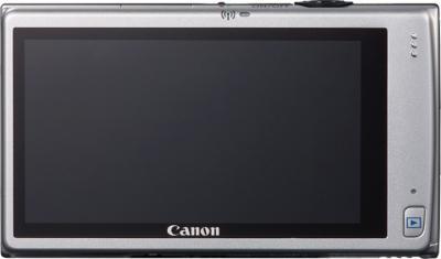 Компактный фотоаппарат Canon IXUS 240 HS Silver - Вид сзади