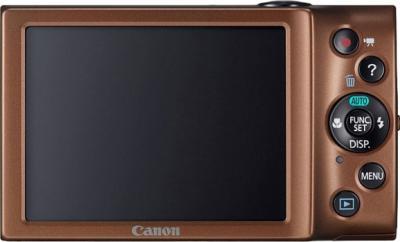 Компактный фотоаппарат Canon PowerShot A3400 IS Gold  - Общий вид