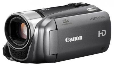 Видеокамера Canon LEGRIA HF R206 - общий вид
