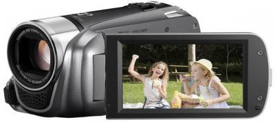 Видеокамера Canon LEGRIA HF R206 - дисплей