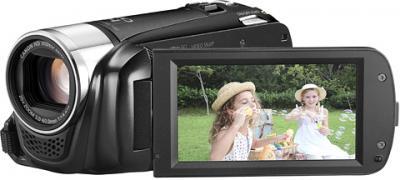 Видеокамера Canon LEGRIA HF R28 - дисплей