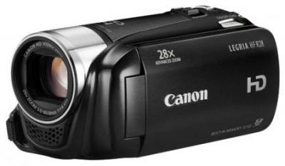 Видеокамера Canon LEGRIA HF R28 - общий вид