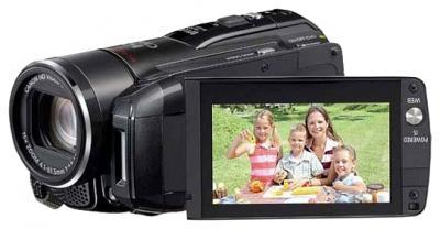 Видеокамера Canon Legria HF M307 - дисплей
