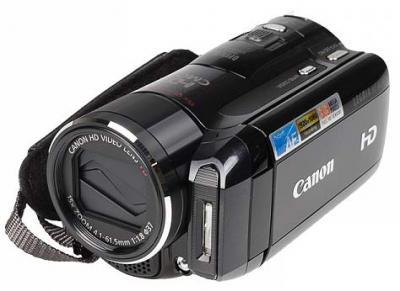 Видеокамера Canon Legria HF M307 - общий вид