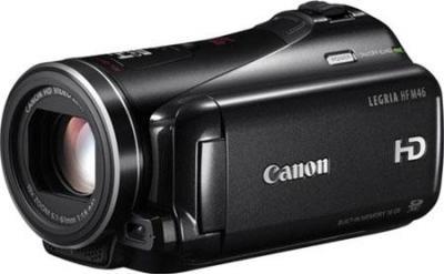 Видеокамера Canon LEGRIA HF M46 Blue - общий вид