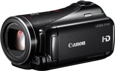 Видеокамера Canon LEGRIA HF M406 - дисплей