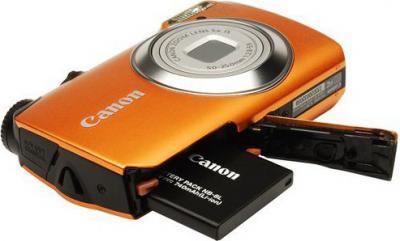 Компактный фотоаппарат Canon PowerShot A3200 IS Orange - Общий вид