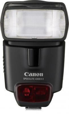 Вспышка Canon Speedlite 430EX II - общий вид
