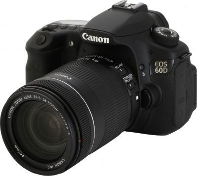Зеркальный фотоаппарат Canon EOS 60D Kit 18-135mm IS - Общий вид