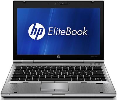 Ноутбук HP EliteBook 2560p (LW883AW) - Главная