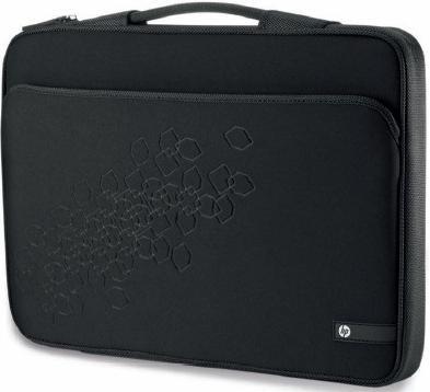 """Чехол для ноутбука HP Black Cherry Notebook Sleeve 17.3"""" (LR378AA) - Главная"""
