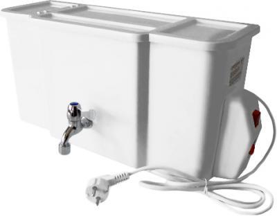 Умывальник для дачи Метлес - 1 Водолей 000144 (кран шаровый) - общий вид