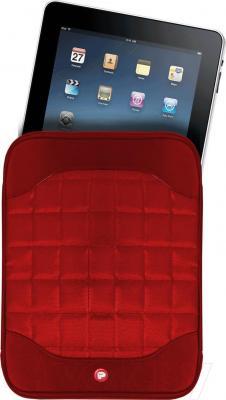 Чехол для планшета Port Designs Berlin Ipad / 201110 (красный) - пример использования