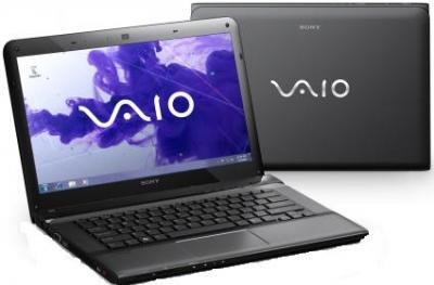 Ноутбук Sony SVE1511C1RB - два