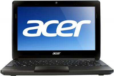 Ноутбук Acer Aspire One D270-26Dkk (NU.SGAEU.004) - фронтальный вид