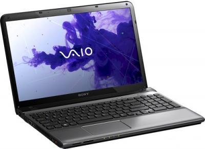 Ноутбук Sony SVE1511X1RSI - Главная