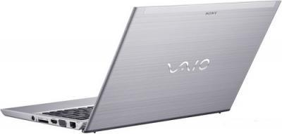 Ноутбук Sony VAIO SVT1111M1RS.RU3 - Вид сзади сбоку