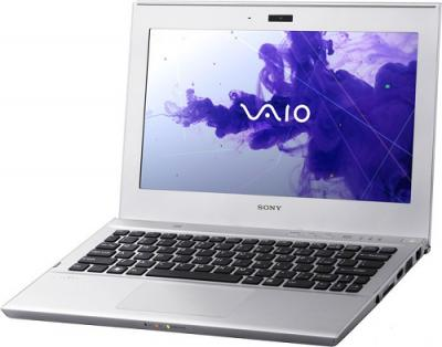 Ноутбук Sony VAIO  SVT1111X1R/S - Главная