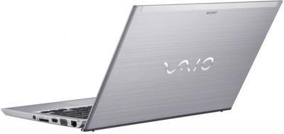 Ноутбук Sony SVT1311M1RS - сзади