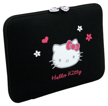 Чехол для ноутбука Port Designs Hello Kitty 13.3 HKNE13BL (черный) - Главная
