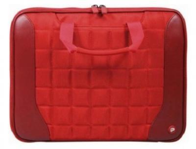 Сумка для ноутбука Port Designs Berlin 16 / 140176 (красный, кожа) - Главная