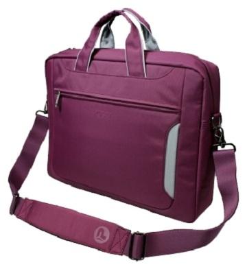 сумка для ноутбука Port Designs MARBELLA Top Loading Brown-Red 15,6 - Главная