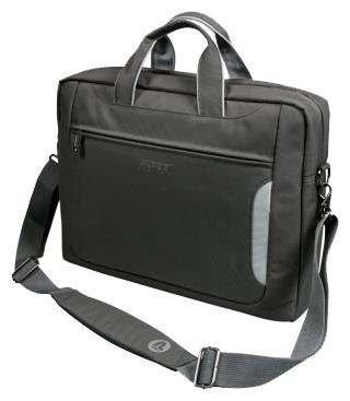 Сумка для ноутбука Port Designs MARBELLA Top Loading Velvet-Gray 15,6 - Главная