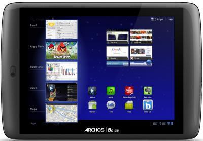 Планшет Archos 80 G9 8GB - общий вид