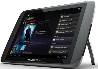 Планшет Archos 80 G9 Turbo 16GB - общий вид
