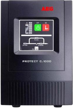 ИБП AEG Protect C.1000 VA - общий вид