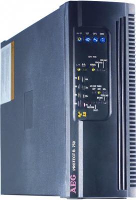 ИБП AEG PROTECT B. 750VA - общий вид