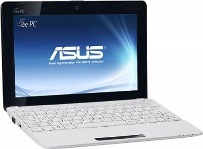 Ноутбук Asus EEE PC 1011CX-WHI036S - Главная