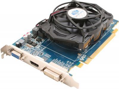 Видеокарта Sapphire Radeon HD 5550 512MB GDDR5 (11170-20-10R) - общий вид