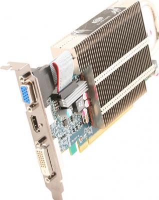 Видеокарта Sapphire Ultimate HD 6570 1024MB DDR3 (11191-05-10G) - вид спереди
