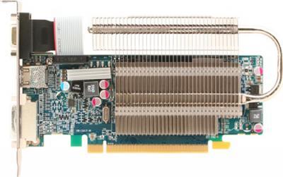 Видеокарта Sapphire Ultimate HD 6570 1024MB DDR3 (11191-05-10G) - вид сверху