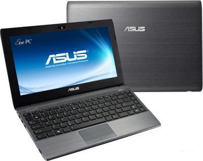 Ноутбук Asus EEE PC 1225B-GRY074M - Вид с двух сторон