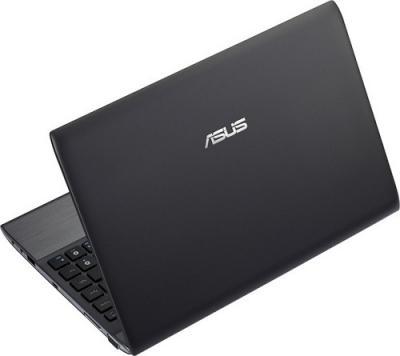 Ноутбук Asus EEE PC 1225B-GRY074M - Вид сзади