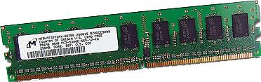 Оперативная память DDR2 HP KY112AA - общий вид