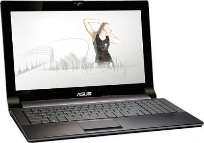 Ноутбук Asus N53SM-SX155V (90NBGC718W3745VD13AY)  - Главная