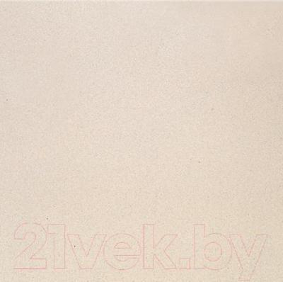 Грес для пола Уральский гранит У 100 (600x600, молочный)